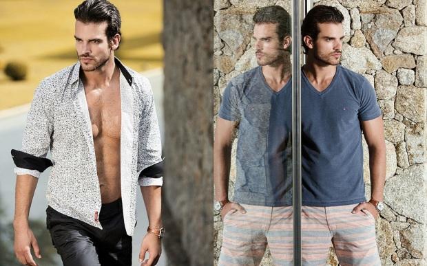 f4ce1be1a1fe9 Modelo Junior Ferreira com fotos de Eduardo Rezende e direção de arte de  Daniel Burman